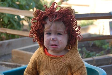 Halloween Sad Face