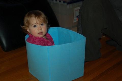 La La in a box